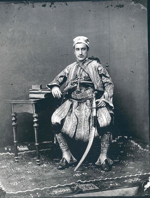 Prênk Bibë Doda,Prince of Mirdita