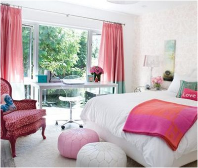 Beautiful Girls Bedrooms Rooms Home Decorating Ideas