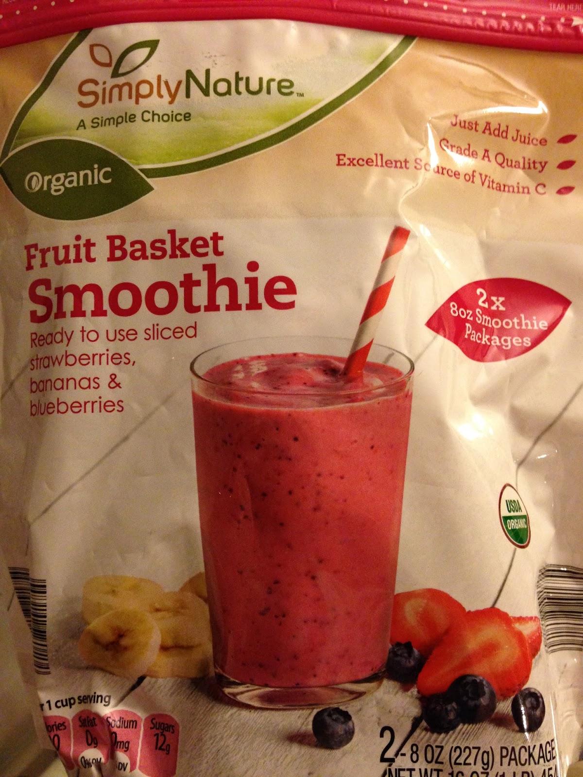 frozen fruit smoothie fruit basket flowerland