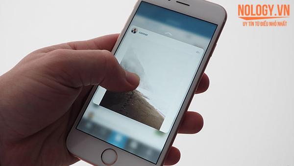 Tính năng trên Iphone 6s