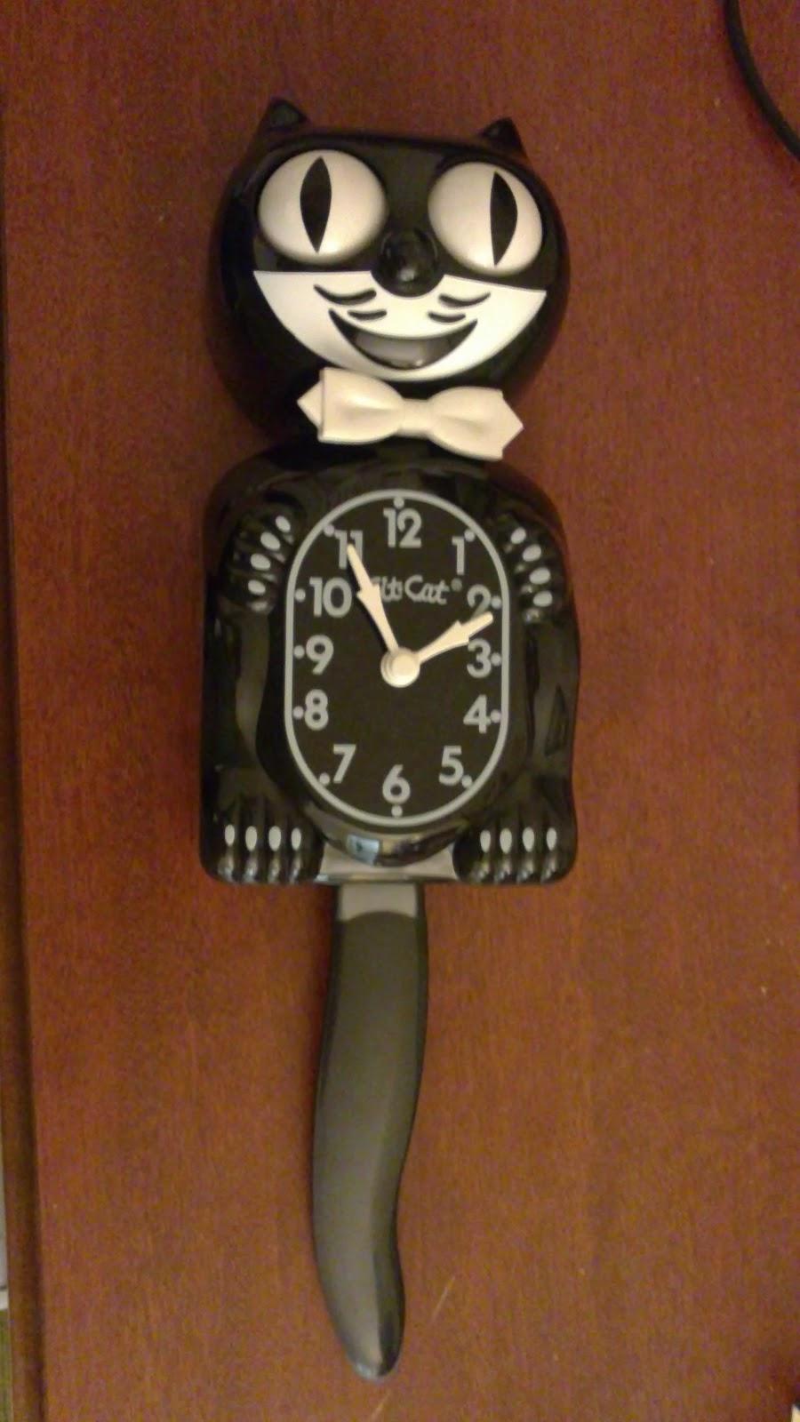 Hope 39 S Cafe Sgsg Kit Cat Clock Review