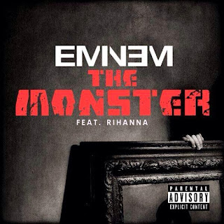 Eminem - The Monster (feat. Rihanna) Lyrics