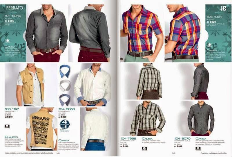 camisas ferrato ofertas navidad 2014