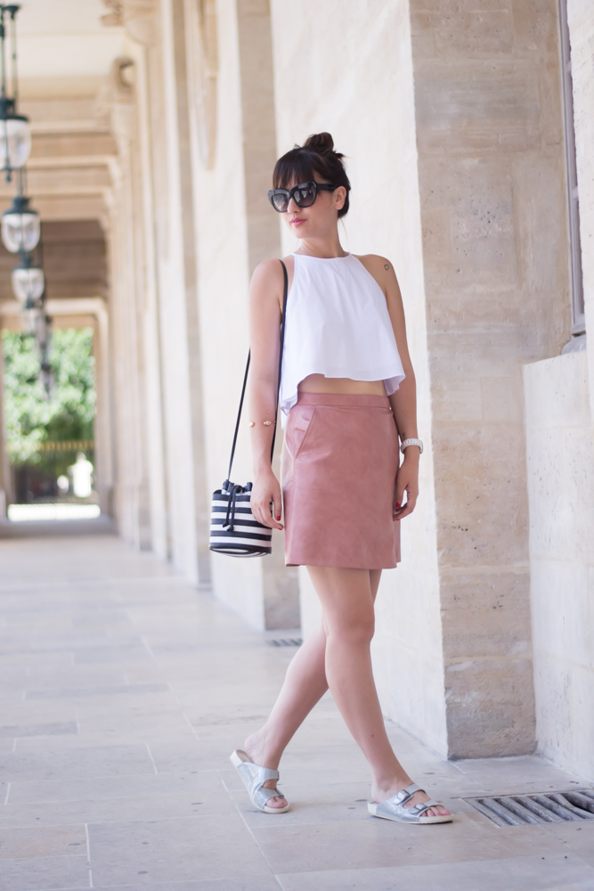 Summer Look, Blogger, Style, Paris, Streetstyle, Meet me in paree
