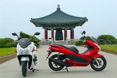 Honda PCX150 2013 To Introduce in Thailand On March 2012, Indonesia This Year