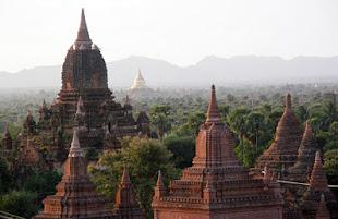 Bagan Architecture