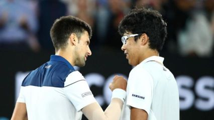 "Hyeon Chung: A ""Rising Son"" in Korea."