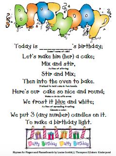 https://www.teacherspayteachers.com/Product/Birthday-Today-is-2157976