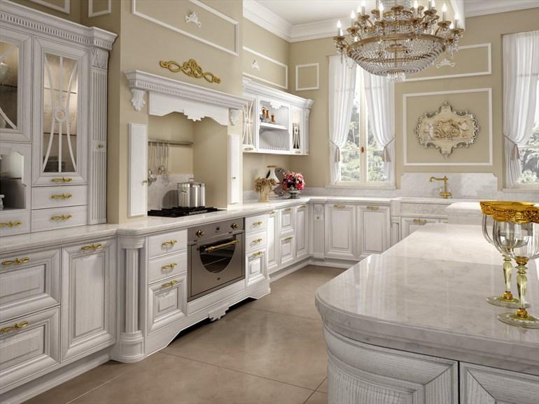 cuisine blanche | meubles de cuisine - Meuble De Cuisine Ancien