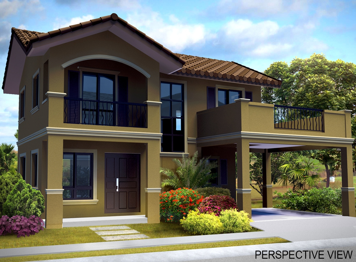 Crown Asia Philippines Citta Italia Guiliani House And Lot For Sale Molino Bacoor Cavite