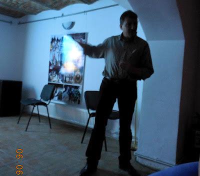 Horia Muntenus despre documentarul Calea Eroilor