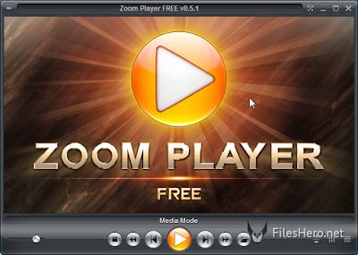 Zoom Player Home FREE 11.0.0 Terbaru Full Version