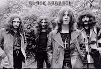 Di awal karir mereka, Black Sabbath memang dikenal dengan musik heavy metal mereka yang kental terasa. Selain itu, Black Sabbath juga dikenal berkat lirik mereka yang mengandung unsur mistis. Lirik lagu mereka juga sering mengandung unsur politik, sosial, bahaya narkoba, korupsi, sejarah atau peperangan. Black Sabbath langsung mencapai kesuksesan di era 70-an berkat perilisan album album yang langsung meraih popularitas luar biasa. Beberapa lagu terbaik dari Black Sabbath, termasuk Paranoid, Black Sabbath, War Pigs atau Iron Man.   Di tahun 1979, Ozzy Osbourne dikeluarkan dari band akibat kasus narkoba. Dia digantikan oleh mantan vokalis band Rainbow, Ronnie James Dio. Sepanjang tahun 80-an dan 90-an, Black Sabbath banyak melakukan pergantian formasi dan anggota, hingga hanya menyisakan Tony Iommi sebagai anggota awal. Pada 1997, anggota awal Black Sabbath kembali bereuni bersama dengan Ozzy Osbourne juga di Black Sabbath. Mereka lalu merilis album live berjudul Reunion