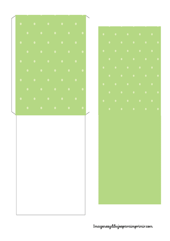 sobrecitos y tarjetas para imprimir