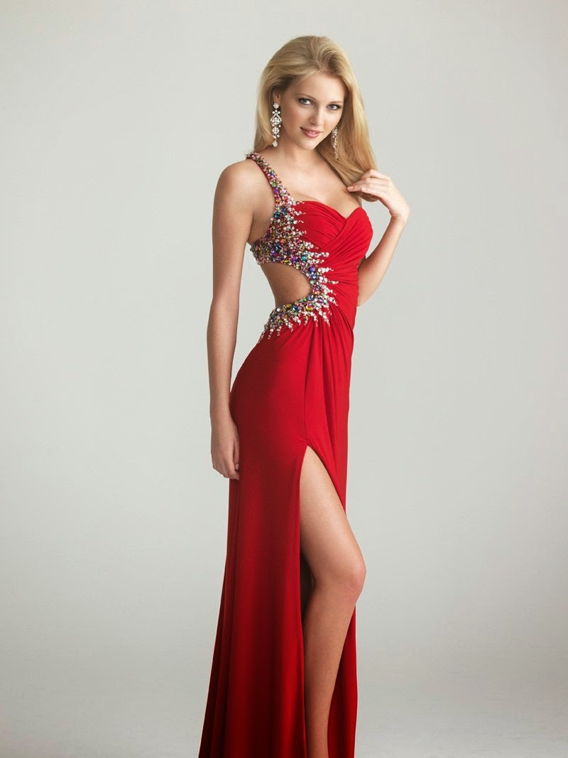 Unique Valentine's Day Dresses
