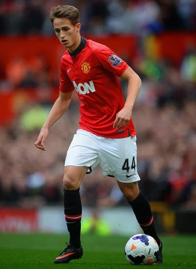 Adnan Januzaj Man Utd Winger profile 20132014