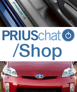 Shop For Your Prius