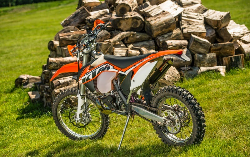 KTM 250 EXC-F Used Bikes