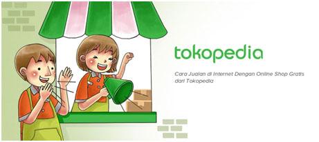 Jualan di Tokopedia.com