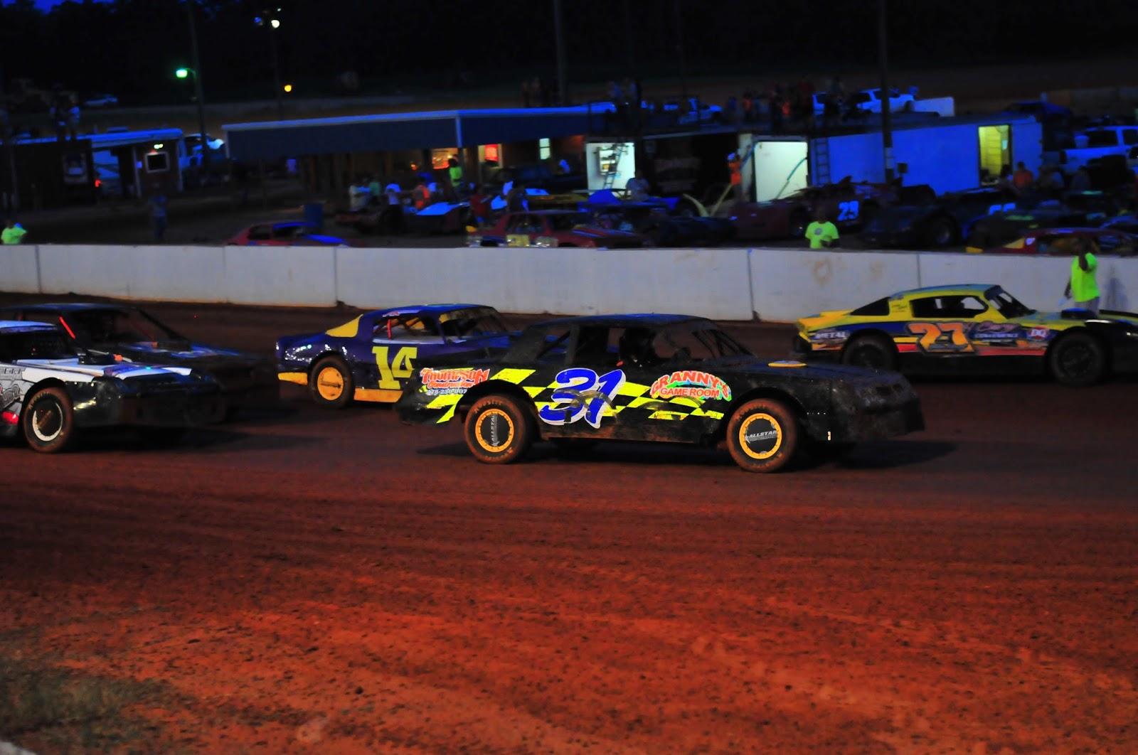Deep Dixie Racing: 2013