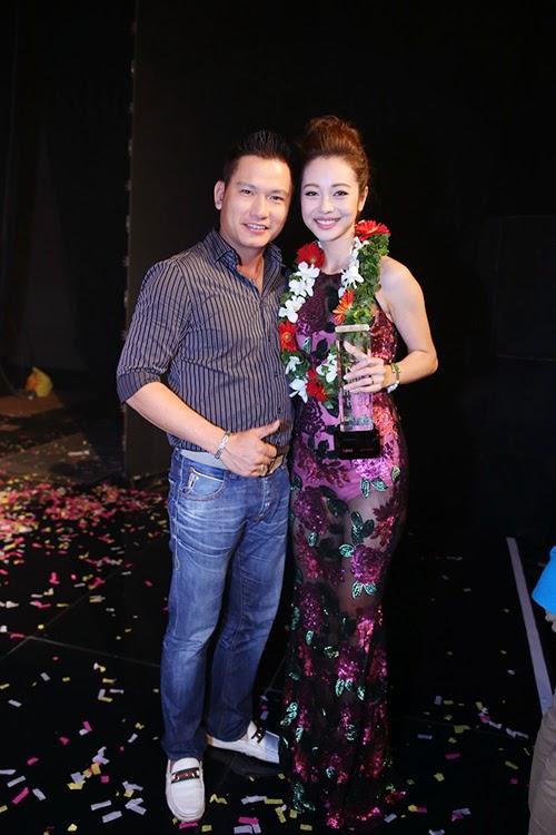 Photos of Jenifer Pham MC and Miss