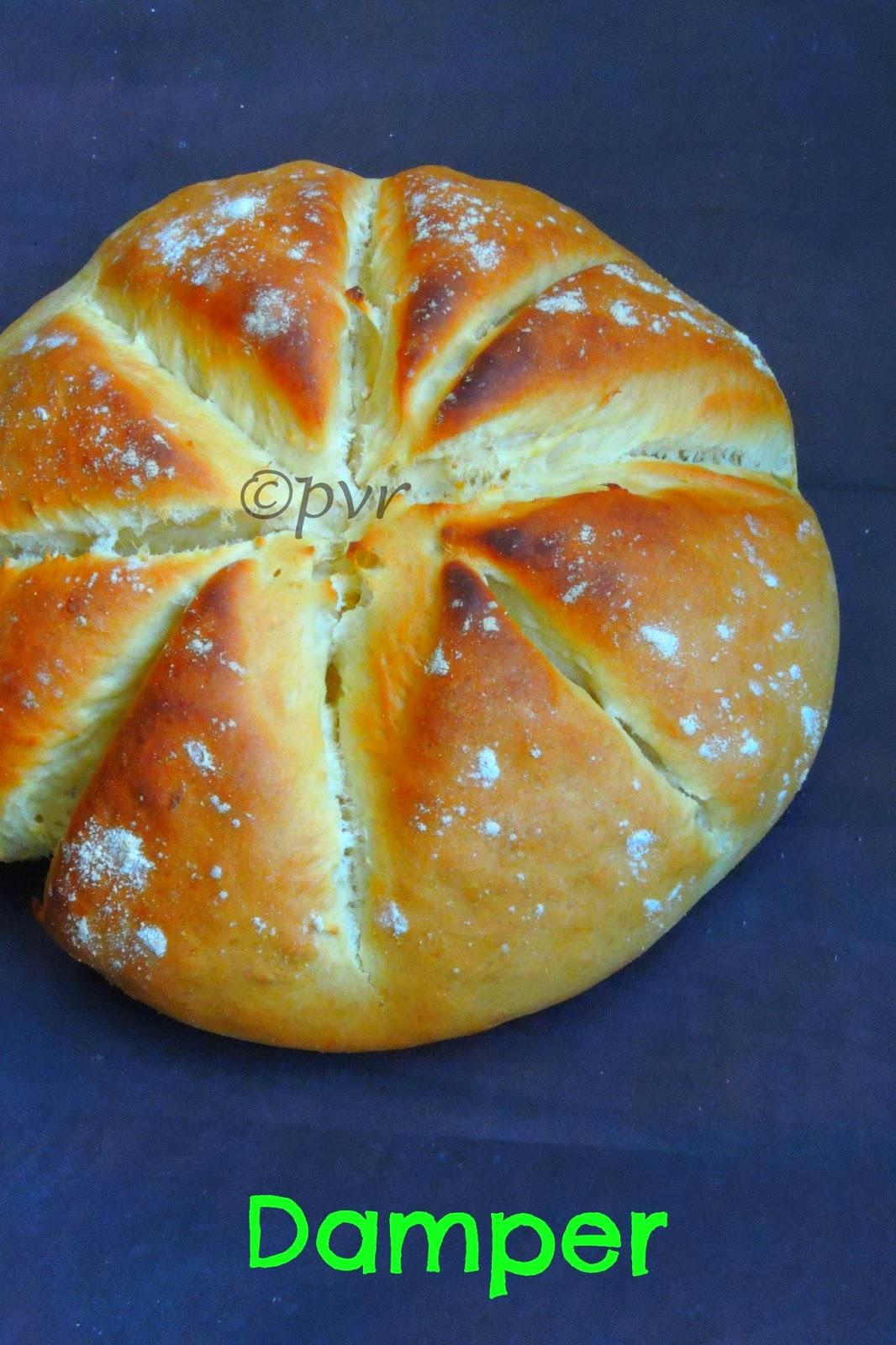 Damper, Le Pain Australien, Australien Bread
