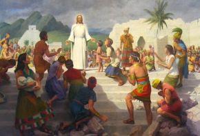 Jesús en América | Ximinia