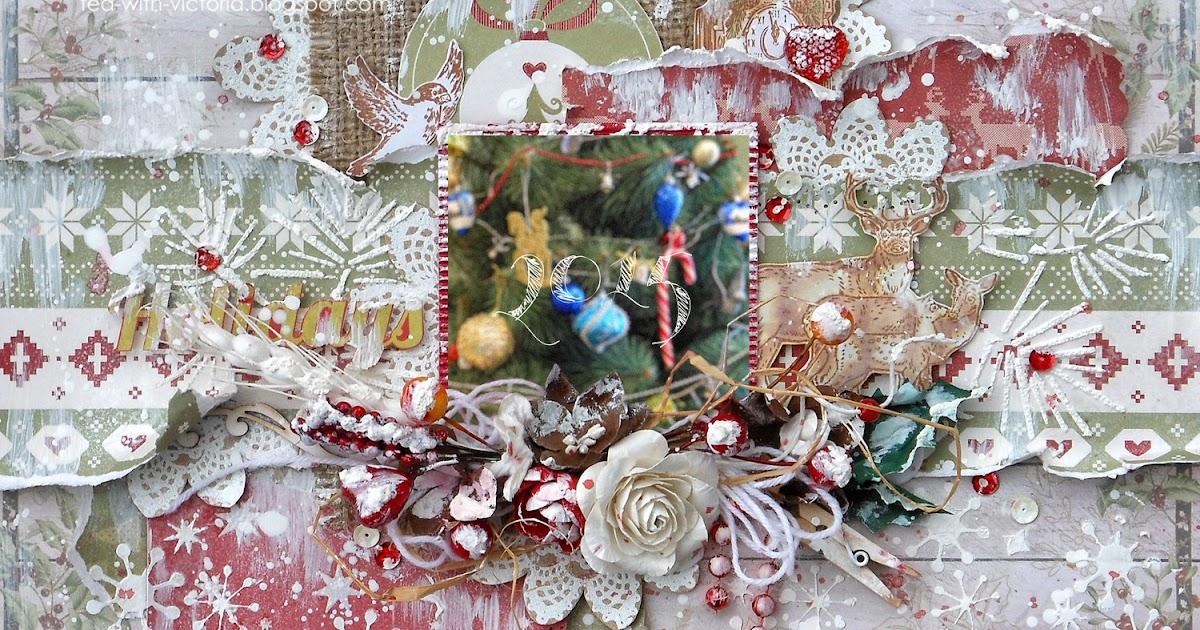 Фабрика декору: Январская стужа. Вдохновение от Вики Петренко.: http://fdecor.blogspot.com/2015/01/january-lo.html