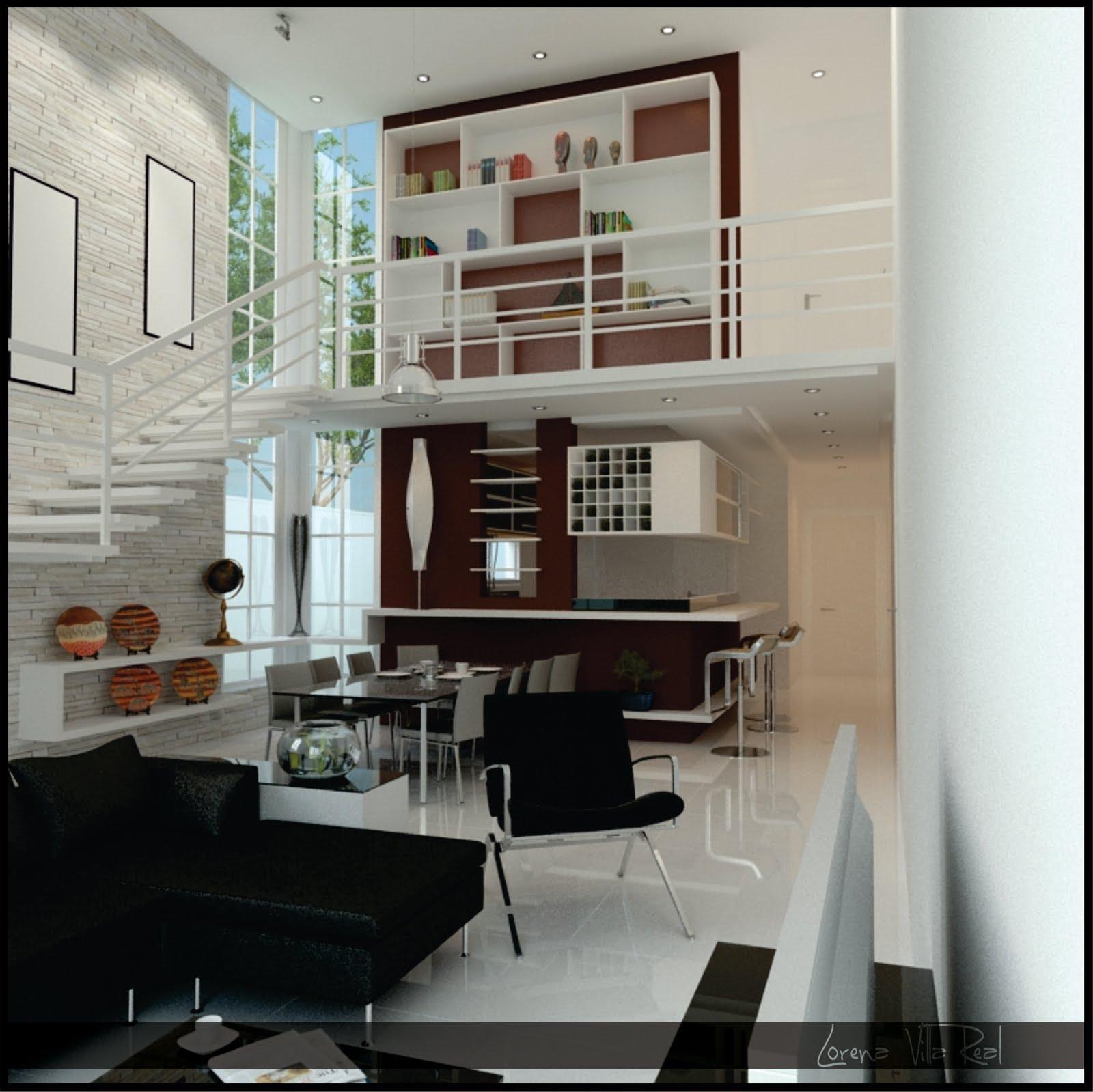 #5F4538  cozinha americana uma pequena biblioteca no corredor superior que dá 1600x1599 px Projetos Cozinha Corredor #17 imagens