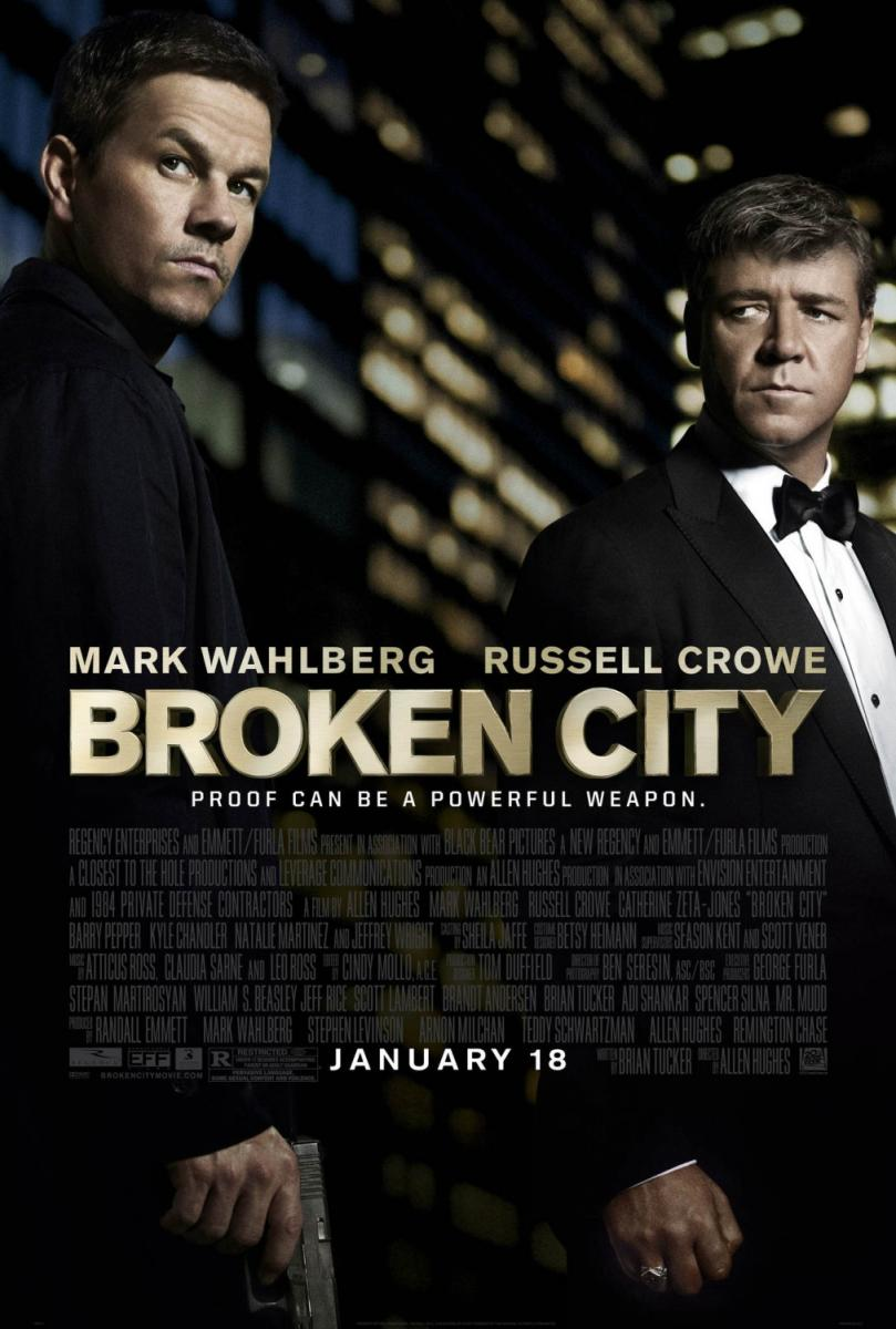 Broken City – DVDRIP LATINO