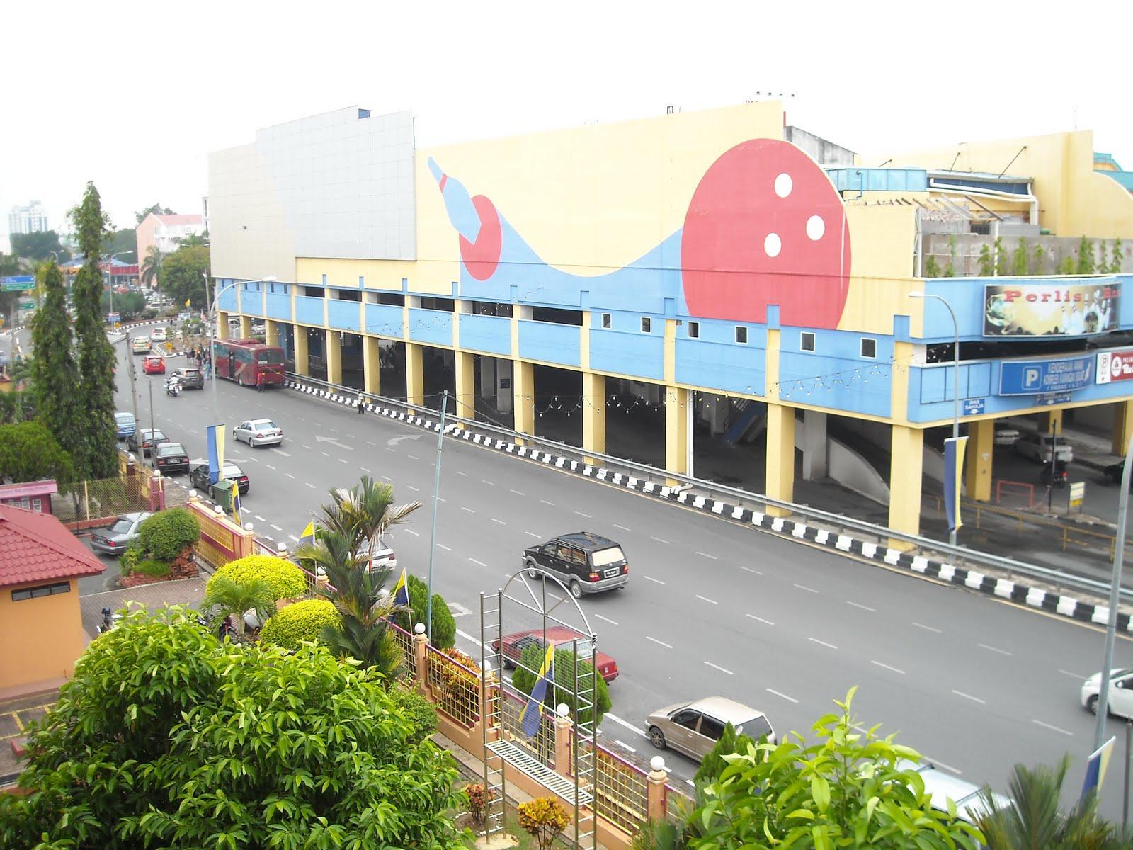 Bandar Kangar Turut
