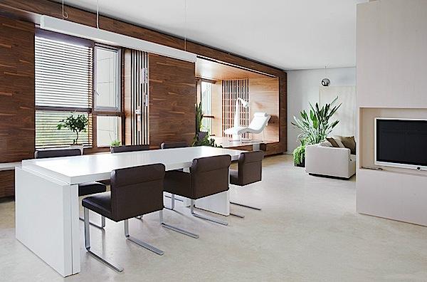 foto dan Gambar Desain Interior Apartemen Minimalis