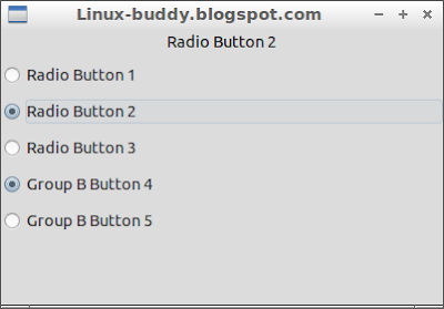 "handle ""toggled"" signal of RadioButton"