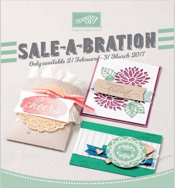 Additional Sale-a-Bration Freebies!!!