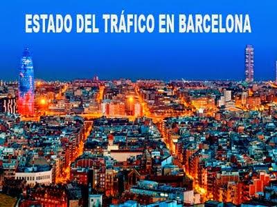 ESTADO DEL TRÁFICO EN BARCELONA