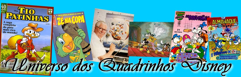 Universo dos Quadrinhos Disney