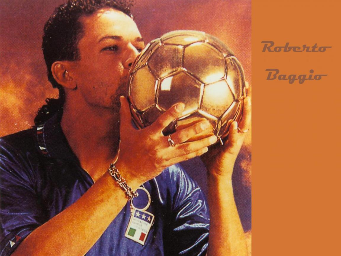Roberto Baggio - Wallpaper Gallery
