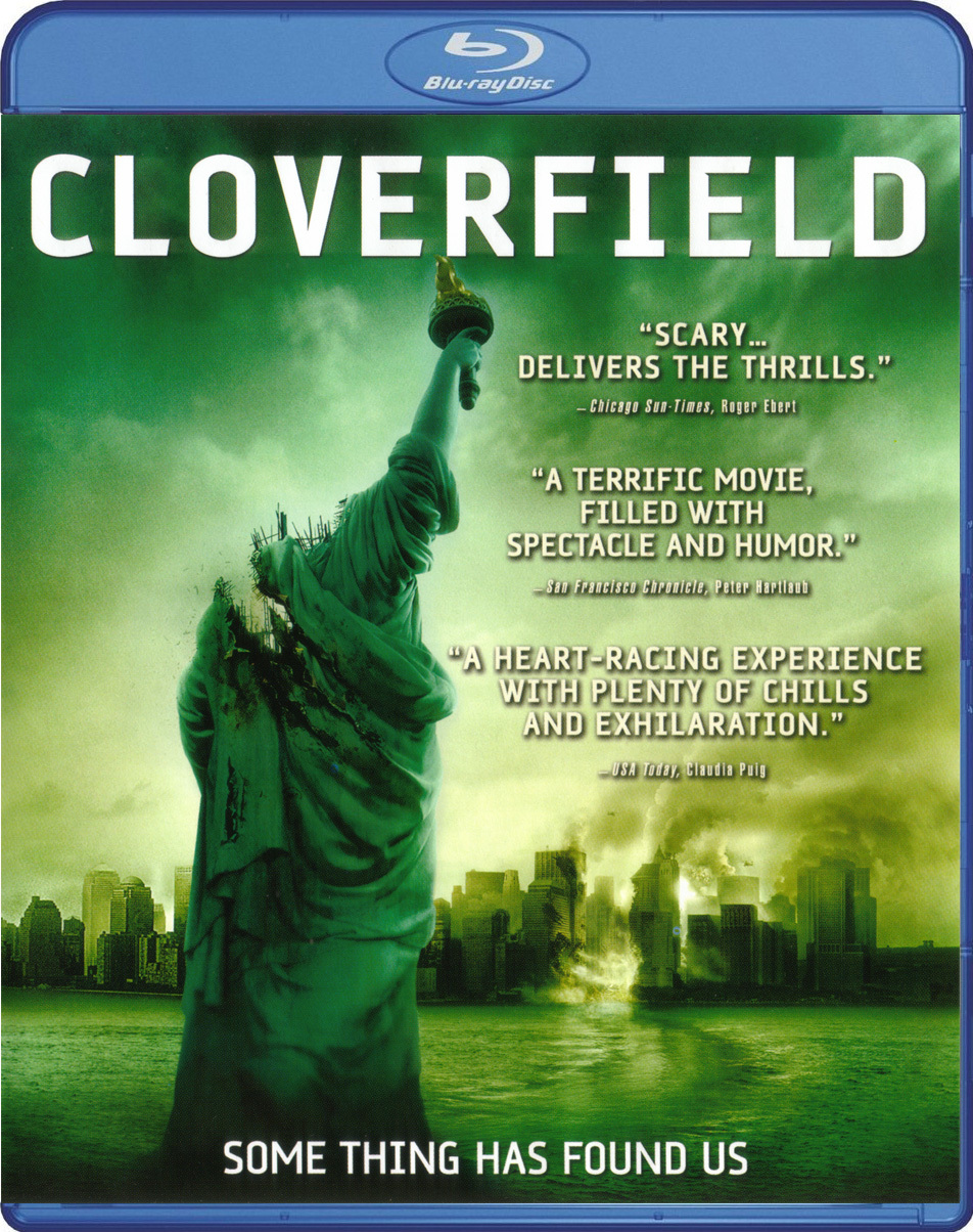 Cloverfield (2008) Full Blu ray DD 5.1 MULTI Dolby True HD 5.1 ENG