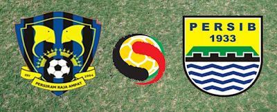 Laga ISL : Persiram vs Persib Bandung