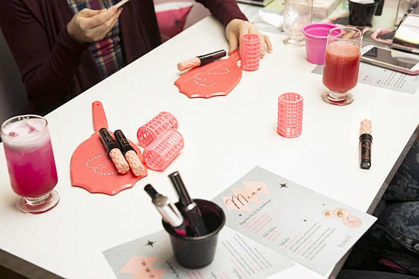 Evento: Roller Lash - Benefit Cosmetics
