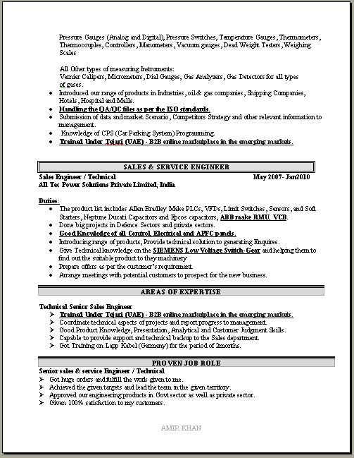 Sales Engineer Resume Pdf sales engineer resume samples sales – Sales Manager Resume Samples