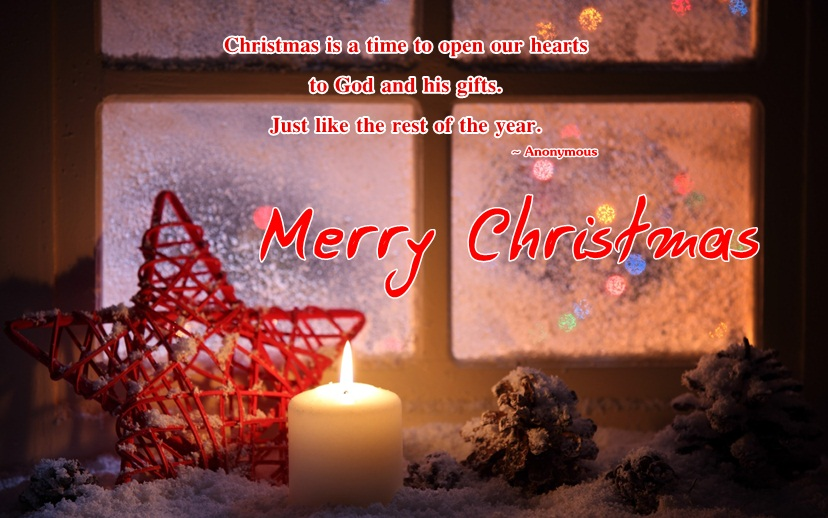 Christmas Cards with Quotes