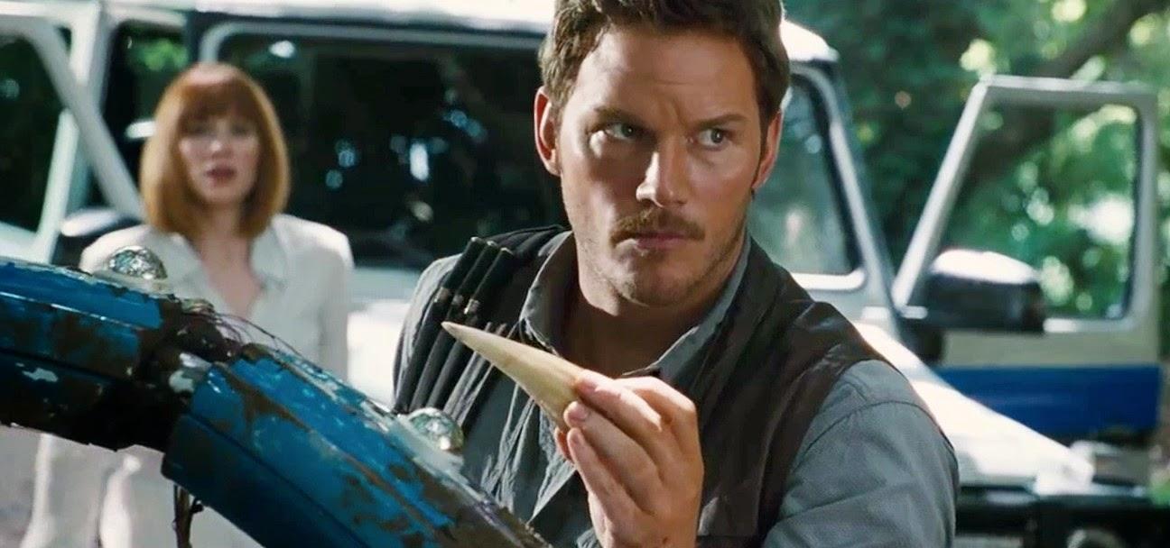 Novos dinossauros e parque temático no primeiro trailer legendado de Jurassic World: O Mundo dos Dinossauros