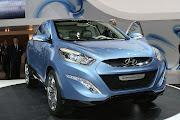 Hyundai ix35. Hyundai IX35