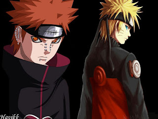 Naruto vs Pain Naruto Shippuden Wallpapers | Naruto Shippuden