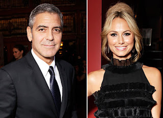 Stacy Keibler says her split from George Clooney wasn't 'dramatic'