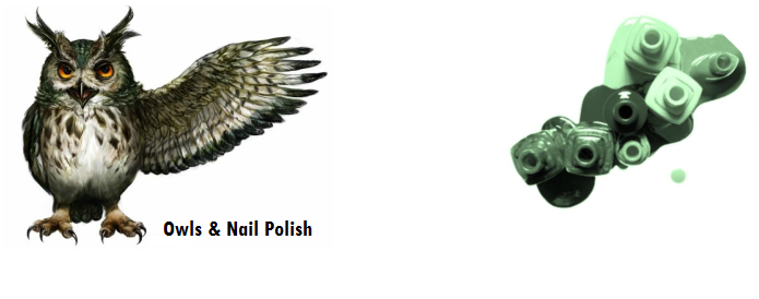 Owls &amp; Nail Polish