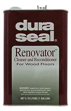 DuraSeal renovator will clean and reseal your floors.