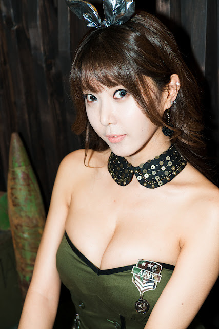 Korean Girl Heo Yoon Mi