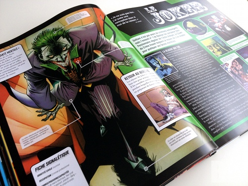 encyclopedie batman joker